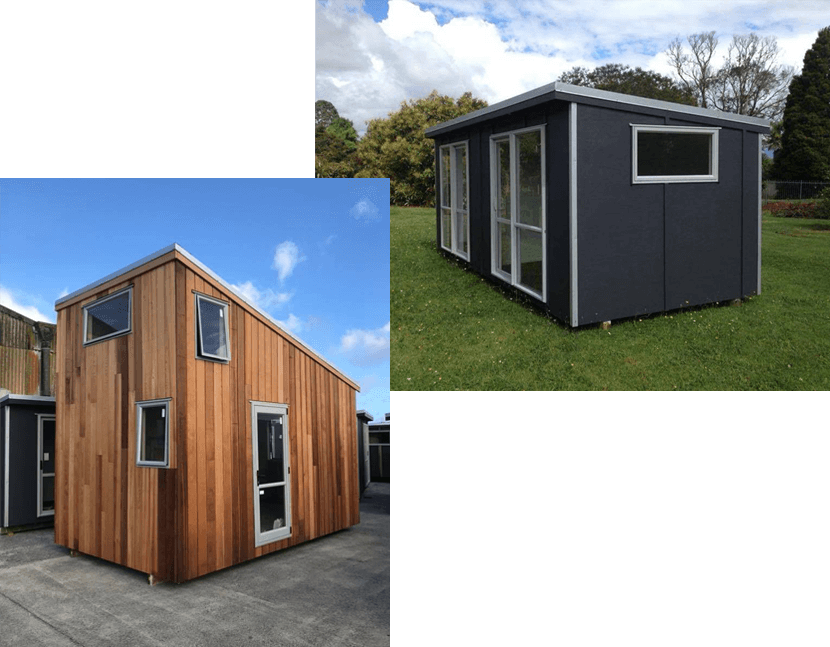 portable accommodation - Home