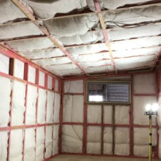 Insulation for sleepout or mini bach 235x235 - Tiny House on Wheels